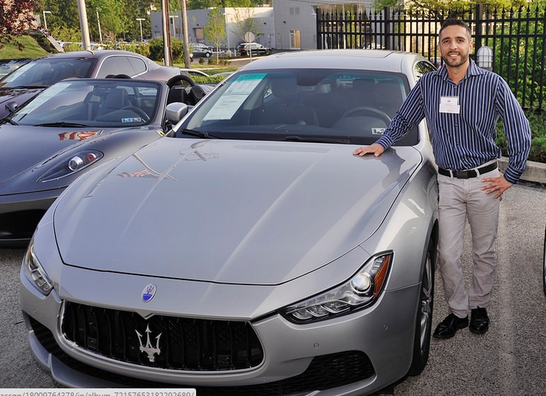 The Business Route at Maserati - The Business Route™